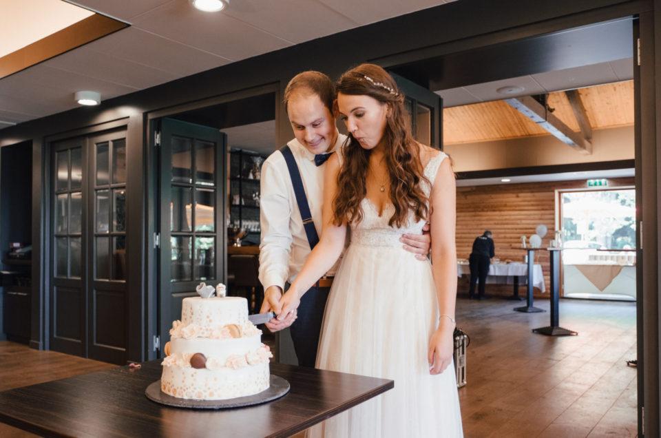 Danielle & Tobi- die Hochzeit am Viergrenzenweg