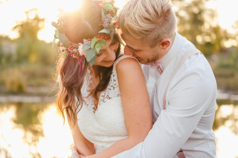 Kerstin & Max - Afterwedding-Session in der Brunssummer Heide